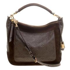 Louis Vuitton Ombree Monogram Empreinte Leather Audacieuse PM Bag