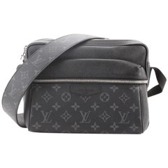 Louis Vuitton Outdoor Messenger Monogram Taigarama