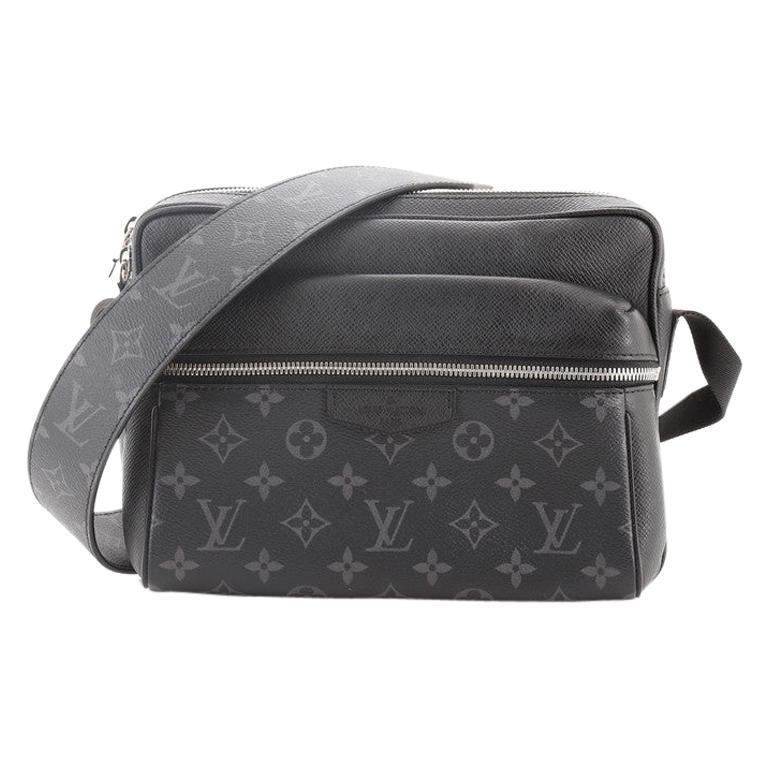 Louis Vuitton Outdoor Messenger Monogram Taigarama For Sale