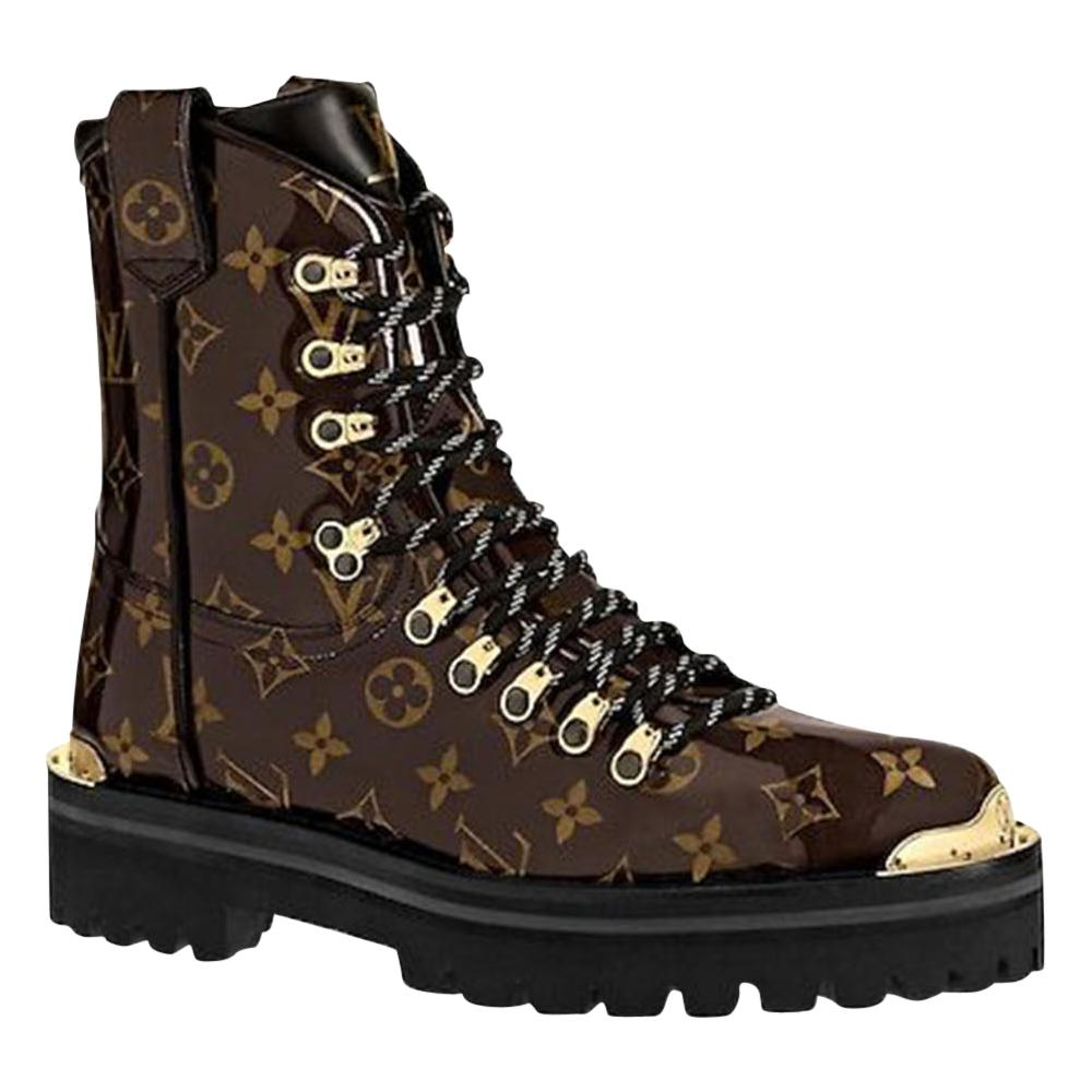 Louis Vuitton Outland Ankle Boots at