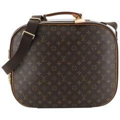 Louis Vuitton Packall Handbag Monogram Canvas PM