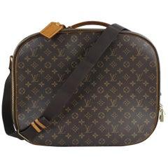 Louis Vuitton Packall Monogram Pm Suitcase 7lk0927 Canvas Weekend/Travel Bag