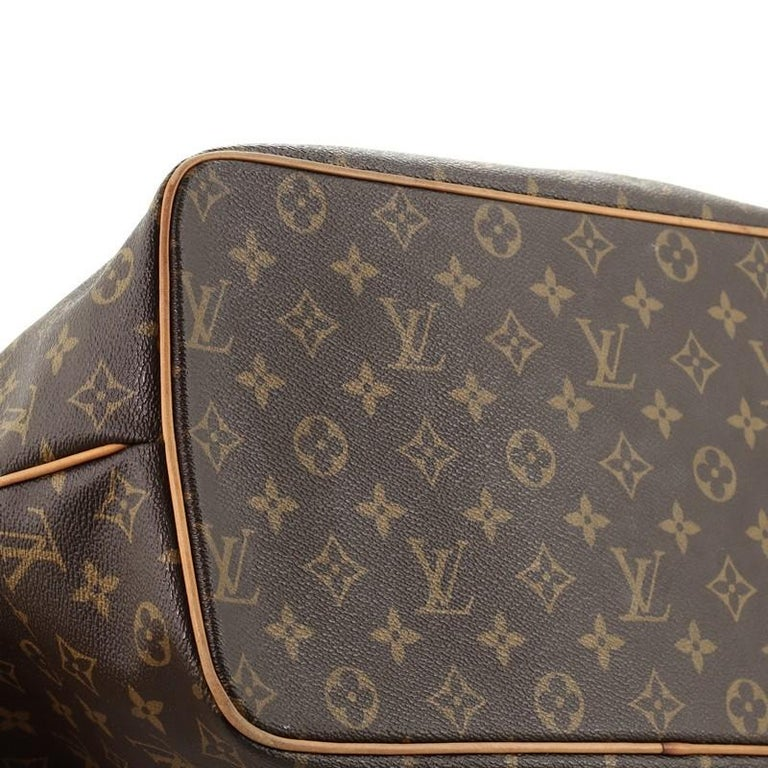 Louis Vuitton Palermo Handbag Monogram Canvas GM For Sale 4