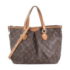 Louis Vuitton Palermo Handbag Monogram Canvas PM