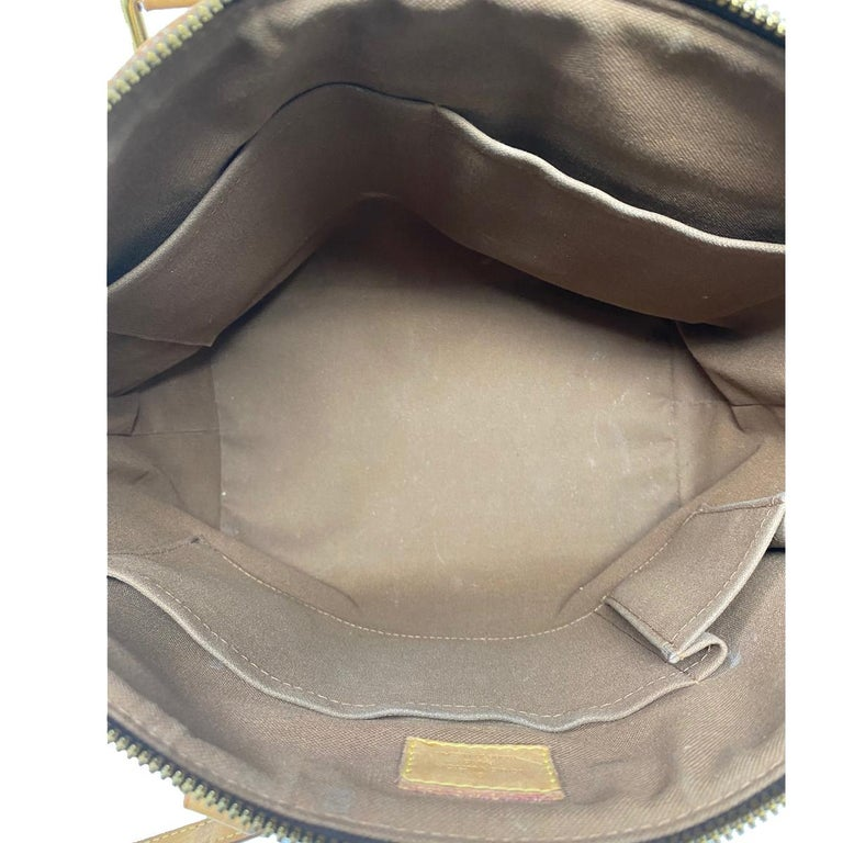 Women's Louis Vuitton Palermo PM Monogram Canvas Crossbody Bag  For Sale