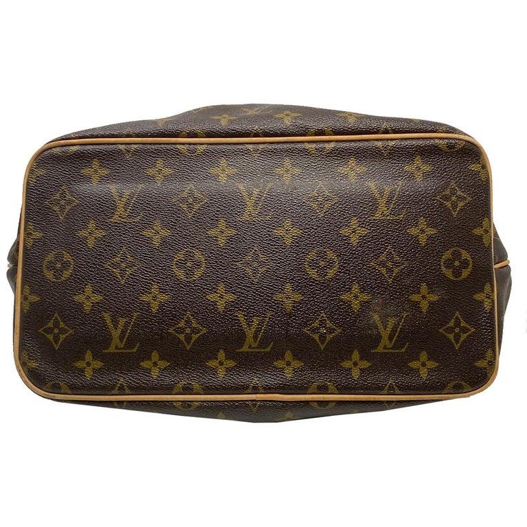 Louis Vuitton Palermo PM Monogram Canvas Crossbody Bag  For Sale 1