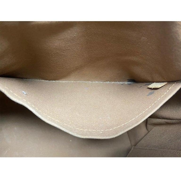 Louis Vuitton Palermo PM Monogram Canvas Crossbody Bag  For Sale 3