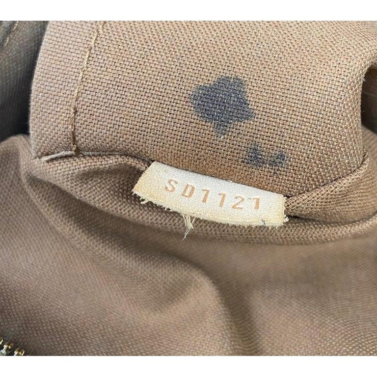Louis Vuitton Palermo PM Monogram Canvas Crossbody Bag  For Sale 4