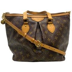 Louis Vuitton Palermo PM Monogram Canvas Crossbody Bag