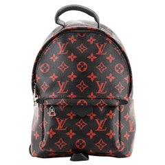 Louis Vuitton Palm Springs Backpack Limited Edition Monogram Infrarouge P
