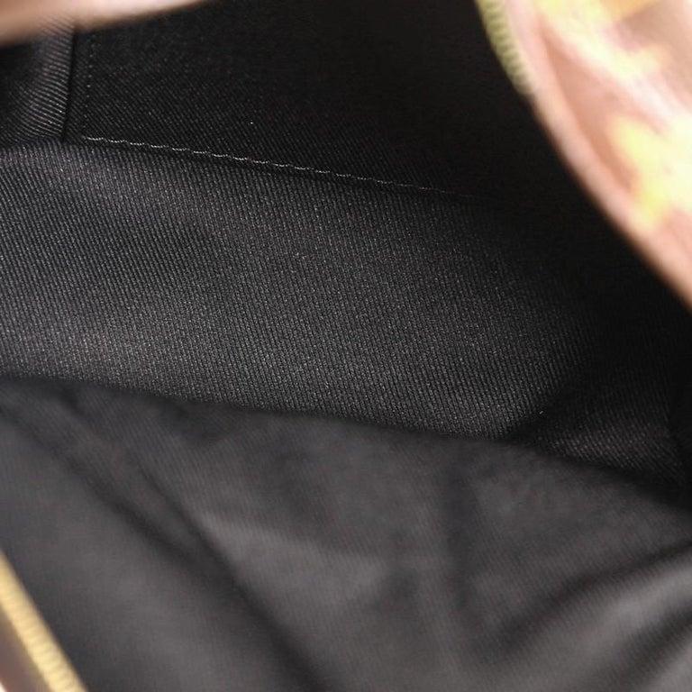 Women's or Men's Louis Vuitton Palm Springs Backpack Monogram Canvas Mini  For Sale