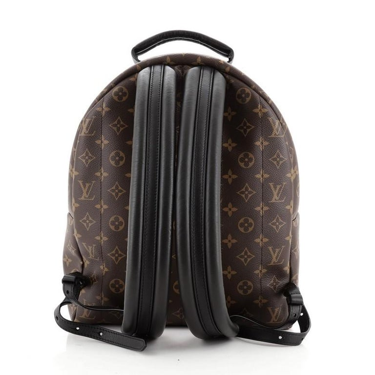 Women's or Men's Louis Vuitton Palm Springs Backpack Monogram Canvas MM For Sale
