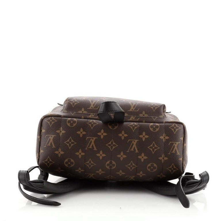 Louis Vuitton Palm Springs Backpack Monogram Canvas MM For Sale 1
