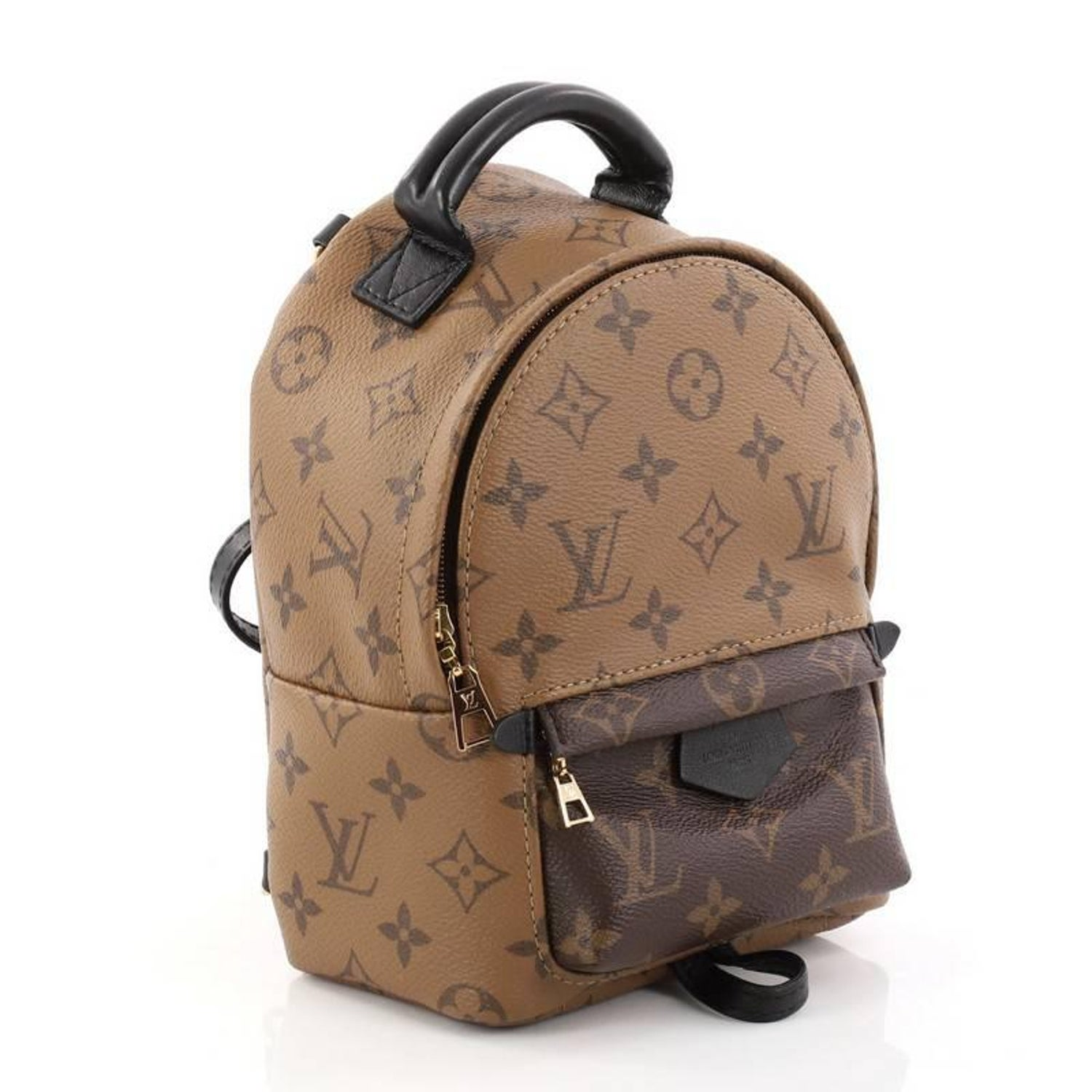 5bd1d6a198d Black And Red Lv Mini Backpack - CEAGESP
