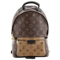 Louis Vuitton Palm Springs Backpack Reverse Monogram Canvas PM