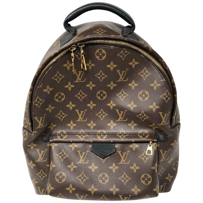 21bc46f89dea Louis Vuitton Palm Springs MM Backpack at 1stdibs