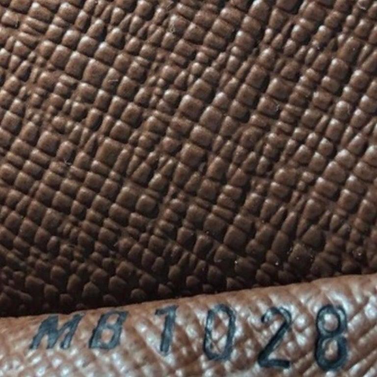 Louis Vuitton Papillon Handbag Limited Edition Aquarelle Monogram 30 3