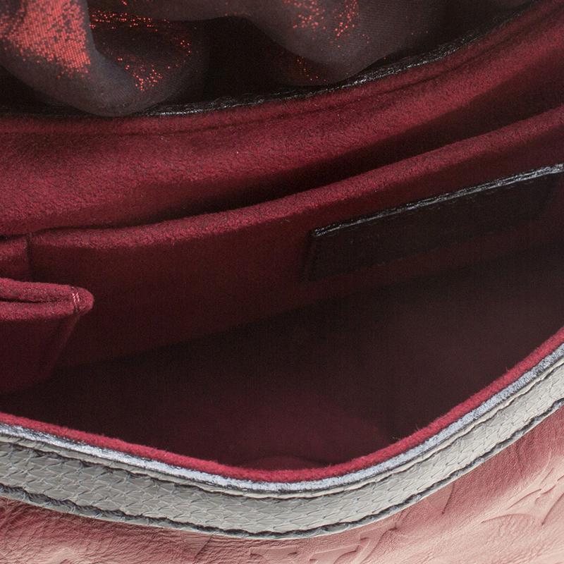 ac75007f4cb1 Louis Vuitton Paprika Monogram Limited Edition Epices Kalahari PM Bag For  Sale at 1stdibs
