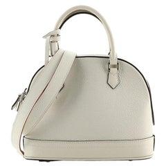 Louis Vuitton Parnassea Alma Handbag Taurillon Leather PM