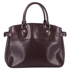 Louis Vuitton Passy Handbag Epi Leather PM