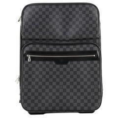 Louis Vuitton Pegase Business Luggage Damier Graphite 55