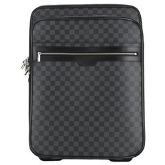 Louis Vuitton Pegase Business Luggage Damier Graphite 55