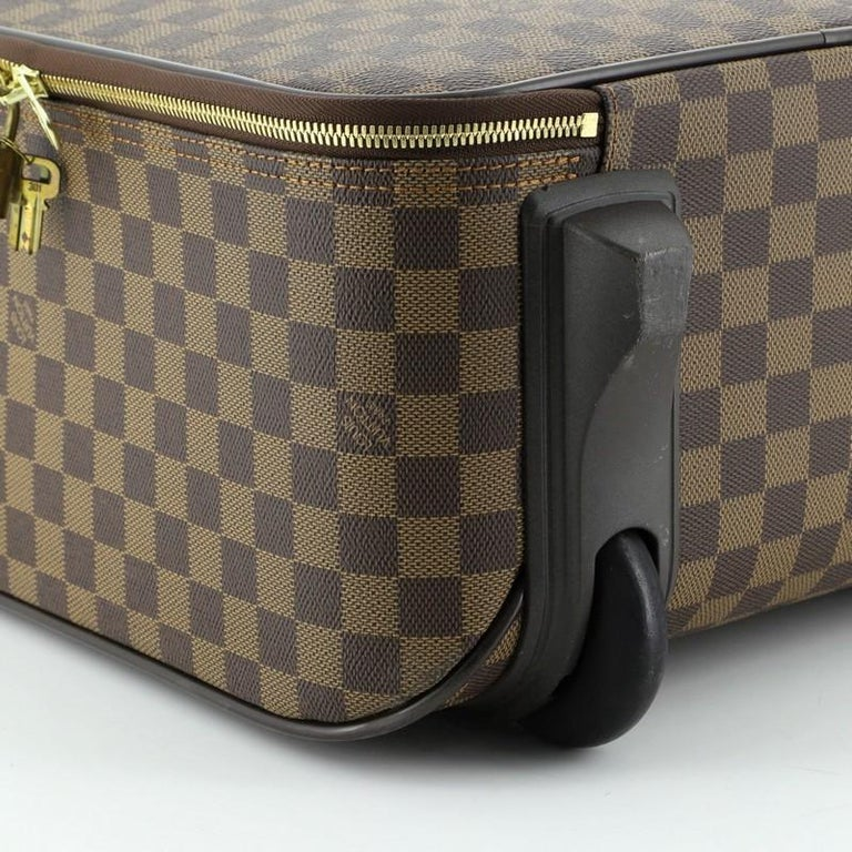 Louis Vuitton Pegase Luggage Damier 45 For Sale 1