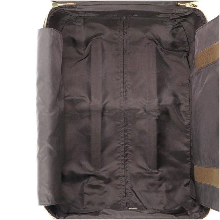 Women's or Men's Louis Vuitton Pegase Luggage Damier 45 For Sale