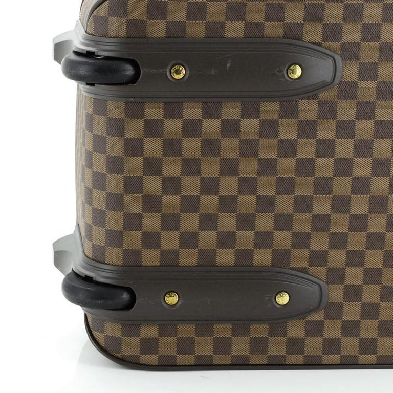 Louis Vuitton Pegase Luggage Damier 45 For Sale 3