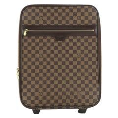 Louis Vuitton Pegase Luggage Damier 45