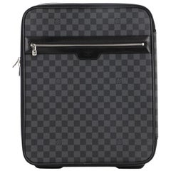 Louis Vuitton Pegase Luggage Damier Graphite 45