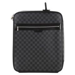 Louis Vuitton Pegase Luggage Damier Graphite 45