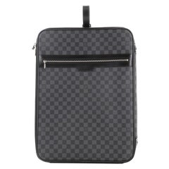 Louis Vuitton Pegase Luggage Damier Graphite 55