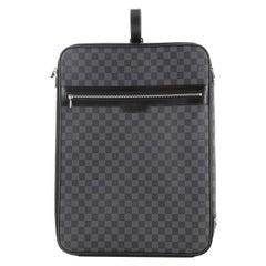 Louis Vuitton Pegase Luggage Damier Graphite 55
