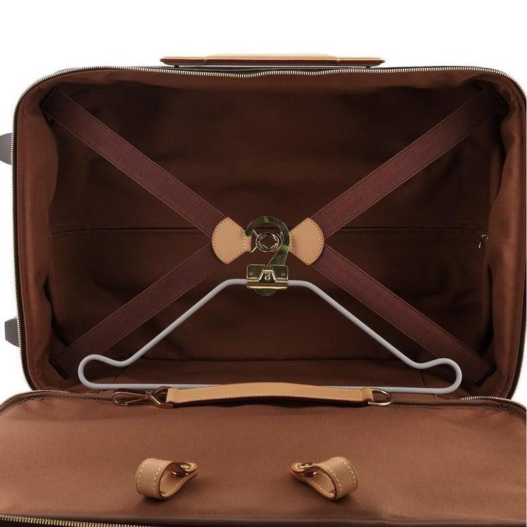 Women's or Men's Louis Vuitton Pegase Luggage Monogram Canvas 55