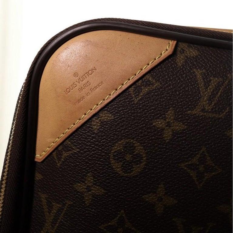 Louis Vuitton Pegase Luggage Monogram Canvas 55 1