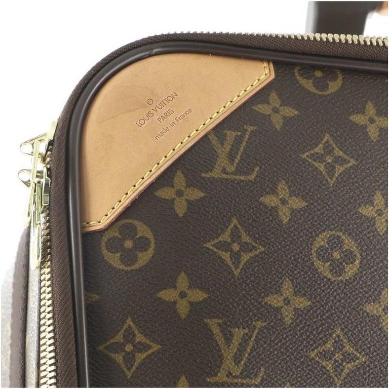 Louis Vuitton Pegase Luggage Monogram Canvas 65 5