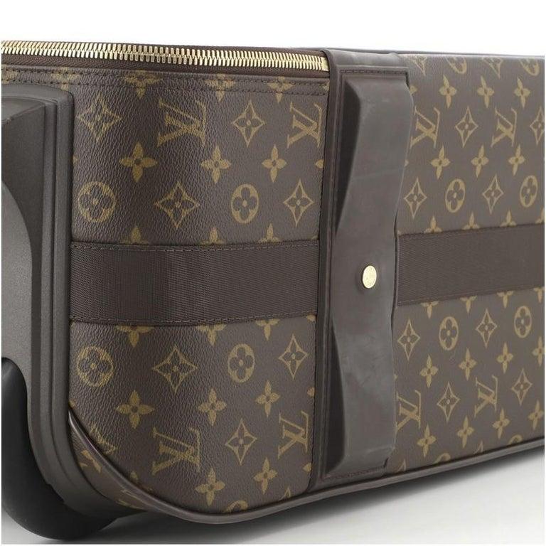 Louis Vuitton Pegase Luggage Monogram Canvas 65 2
