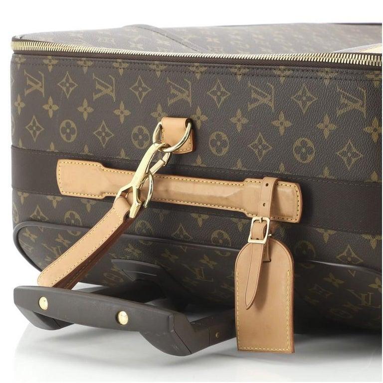 Louis Vuitton Pegase Luggage Monogram Canvas 65 3