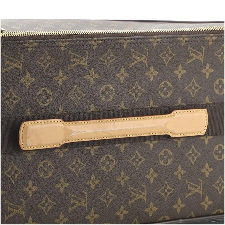 Louis Vuitton Pegase Luggage Monogram Canvas 65 4