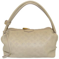 Louis Vuitton Perforated Leather Galatea MM Bag