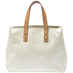 Louis Vuitton Perle Vernis Reade PM Bag