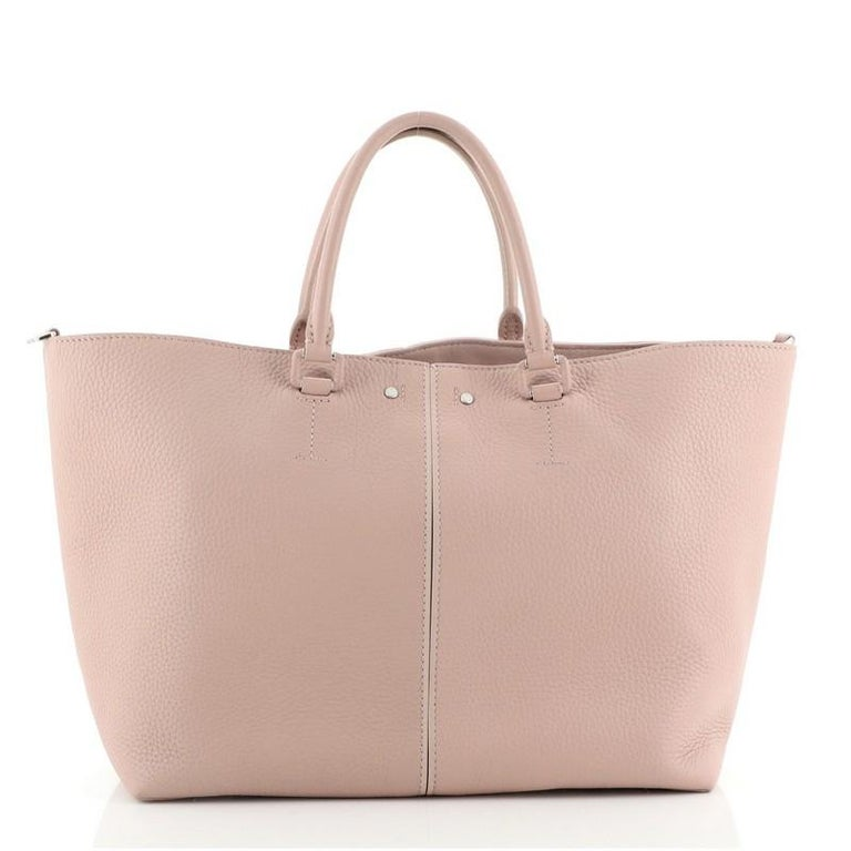Louis Vuitton Pernelle Handbag Taurillon Leather In Good Condition For Sale In New York, NY