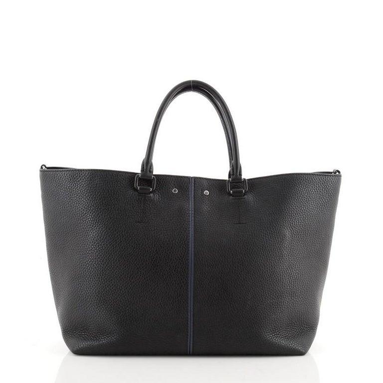 Black Louis Vuitton Pernelle Handbag Taurillon Leather For Sale