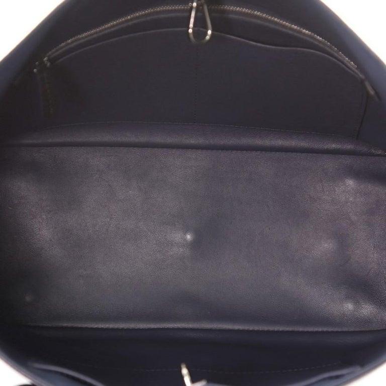 Women's or Men's Louis Vuitton Pernelle Handbag Taurillon Leather For Sale