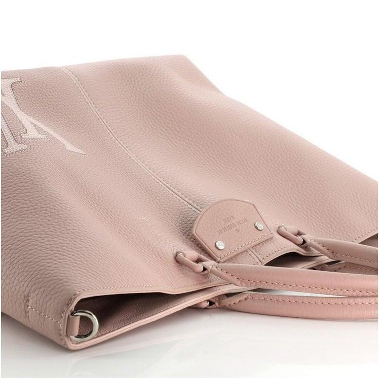 Louis Vuitton Pernelle Handbag Taurillon Leather For Sale 3