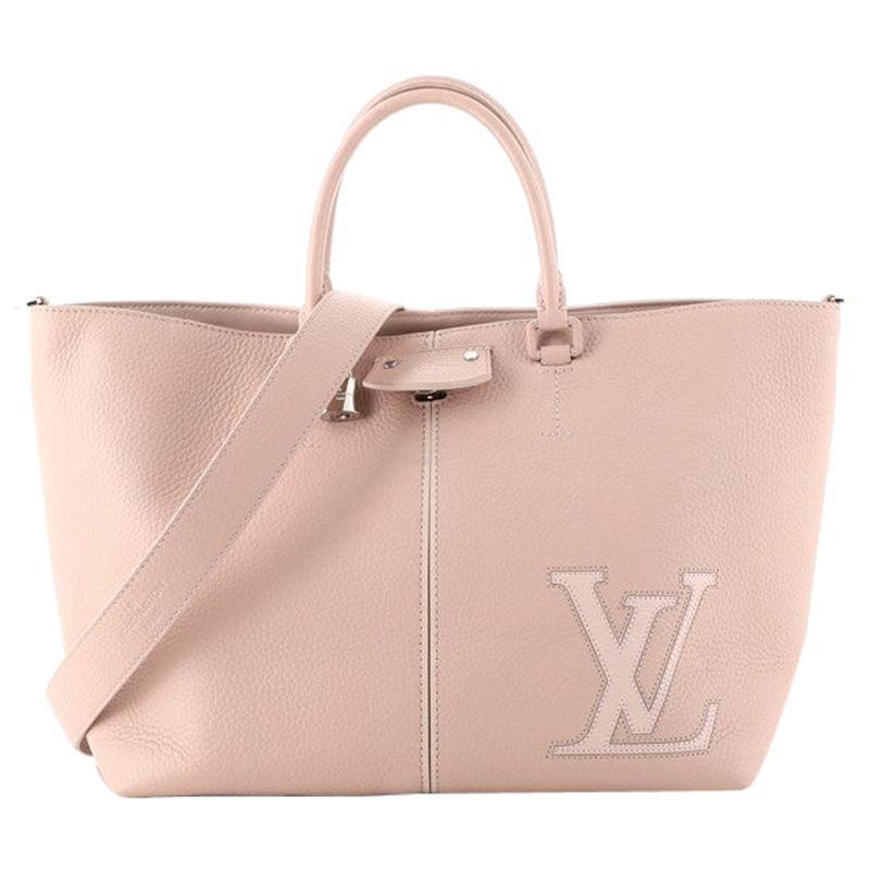 Louis Vuitton Pernelle Handbag Taurillon Leather