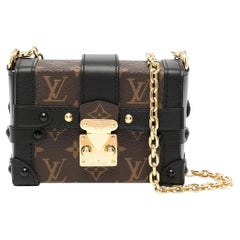 Louis Vuitton Petit Malle Mini Bag 2017