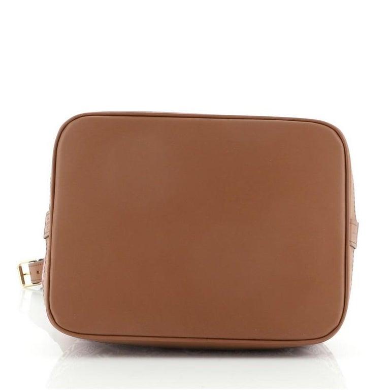 Women's or Men's Louis Vuitton Petit Noe NM Handbag Limited Edition Since 1854 Monogram Jaquard For Sale
