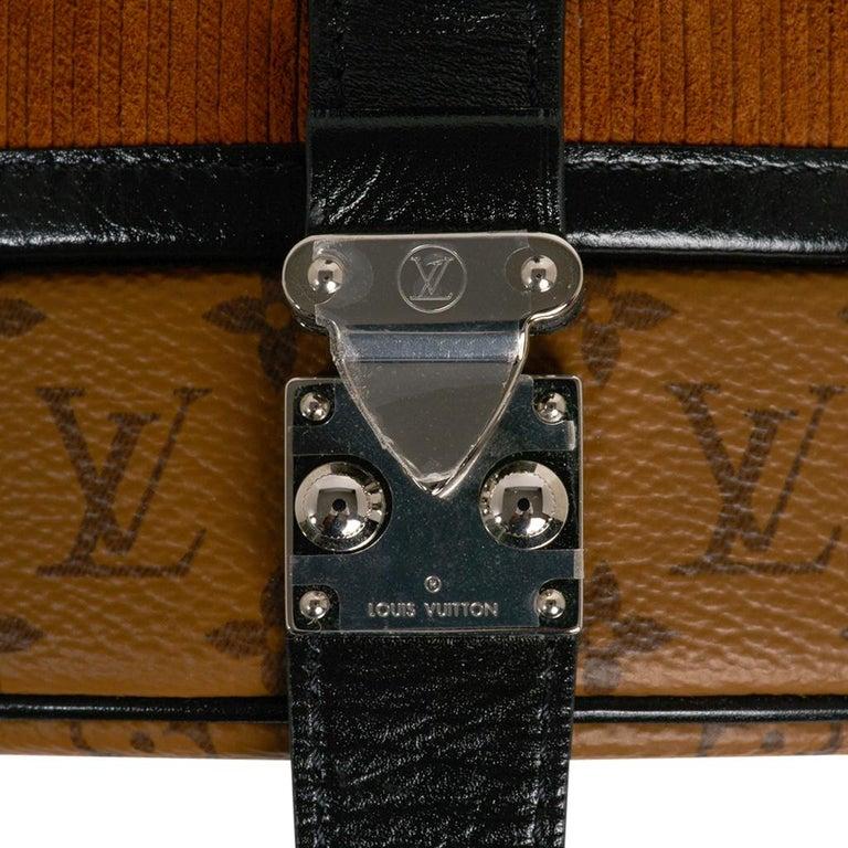 Louis Vuitton Petite Boite Chapeau Reverse Crossbody / Shoulder Bag New For Sale 6